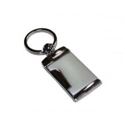 Porte-clés comet gris