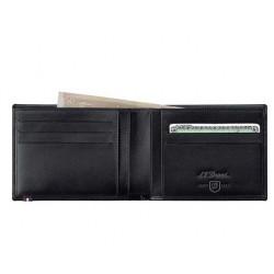 Porte-billets 6 cartes de crédit St Dupont ligne D Elysée