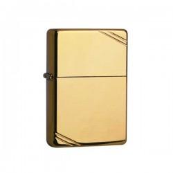 Zippo vintage brass polished
