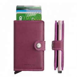 Porte cartes Miniwallet Secrid Limited