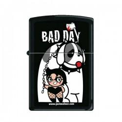 Zippo bad day sado