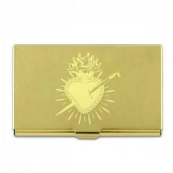 Porte cartes Heart Frida Kahlo