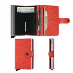 Porte cartes Miniwallet Secrid Crisple