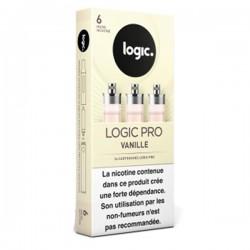 Cartouche e-liquide Logic Pro US Classic