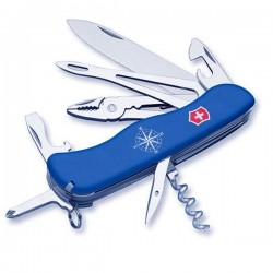 Couteau Victorinox skipper bleu