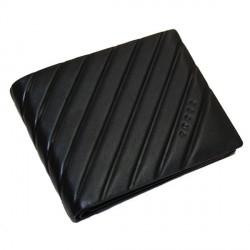 Porte-cartes Cross cuir noir