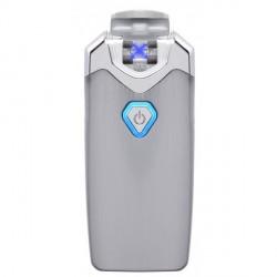 Briquet Arc Electrique Cozy X-Spark Silver