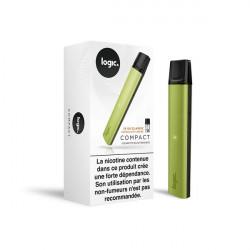 E-cigarette Logic Compact vert