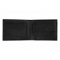 Porte cartes Cuir Nappa Zippo avec protection RFID