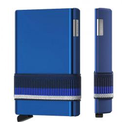 Porte cartes cardslide Secrid  Bleu