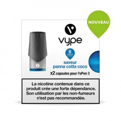 Capsule Vype Epen 3 Panna Cotta Coco