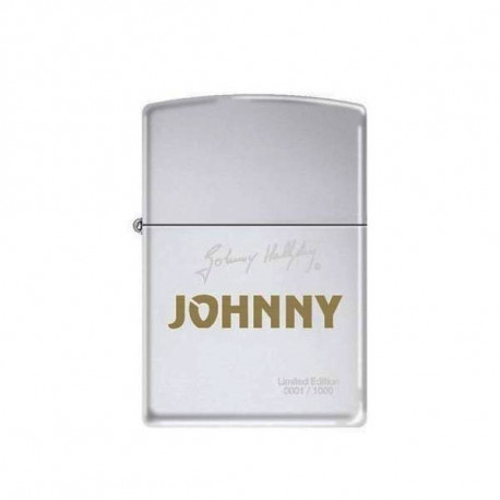 Zippo Johnny Hallyday 1