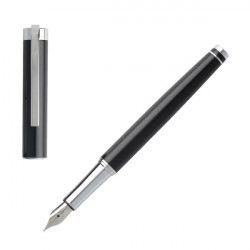 Stylo plume ace black Hugo Boss