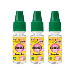 E-liquide Conceptarôme tropical fresh citron 30 ml