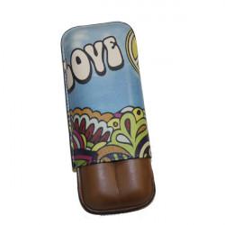 Etui cigare Récife Love in Woodstock