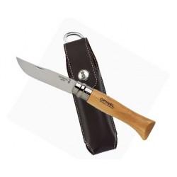 Couteau Opinel N°8 avec étui
