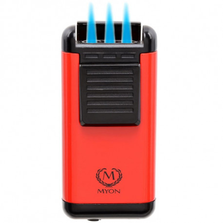 Briquet Triple Jet Racing Edition Myon