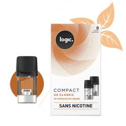 Capsules Logic Compact US classic