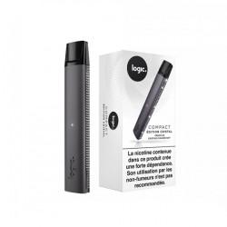 E-cigarette Logic Compact Edition Cristal