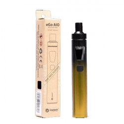 Joyetech Kit eGo AIO Eco-Friendly Jaune