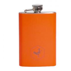 Flasque Chacom CC270 Gainée cuir Orange