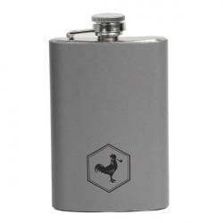 Flasque Chacom CC270 Gainée cuir Grise