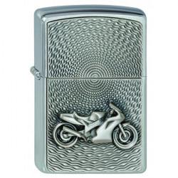 Zippo Motorbike Emblem