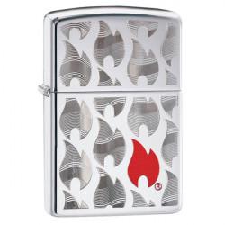 Zippo Flames Design
