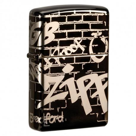 Zippo Graffiti Design