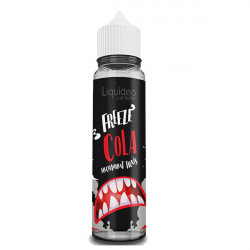 E-liquide Liquideo Freeze Cola 50ml