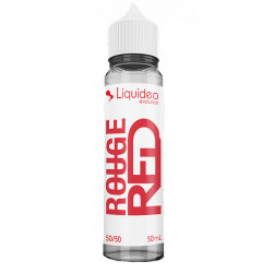 E-liquide Liquideo Rouge Red 50ml
