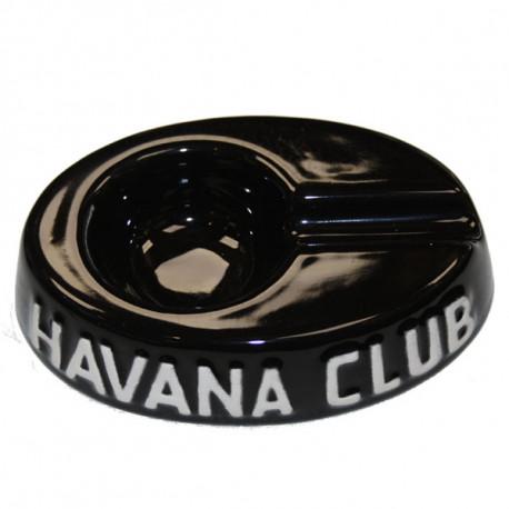 Cendrier Havana Club noir