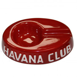 Cendrier Havana Club  Rouge