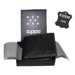 Porte cartes monnaie Zippo 51111JT