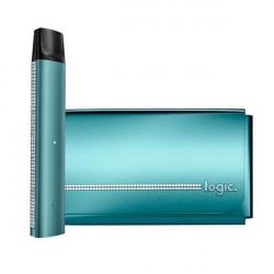 Coffret E-cigarette Logic Compact Edition Cristal Aqua