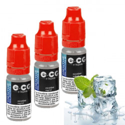 E-liquide E-CG Menthe Glaciale