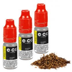E-liquide E-CG Goût Anglais