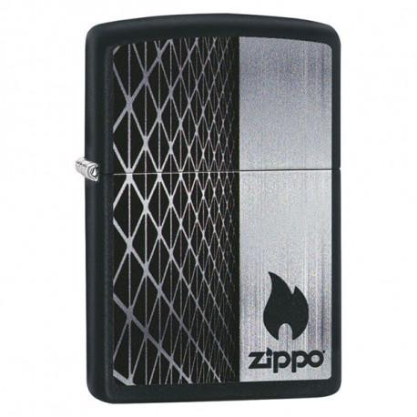 Briquet Zippo Metal Mesh