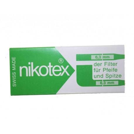 Filtres Nikotex