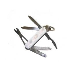 Couteau de poche multifonction Richartz blanc