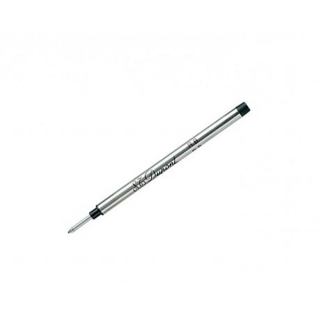 Recharges pour stylos roller St Dupont noir medium