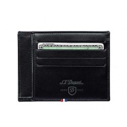 Etui papiers d'identité 4 cartes de crédit ligne D Elysée