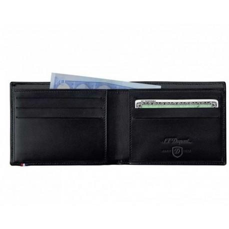 Porte-billets 6 cartes de crédit ligne D St Dupont