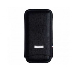 Etui 3 cigares cuir St Dupont