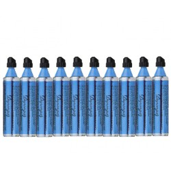Gaz ST Dupont bleu par 10