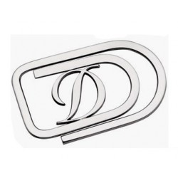 Pince à billets D palladium ST Dupont
