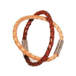 Bracelets cuir Bagnara