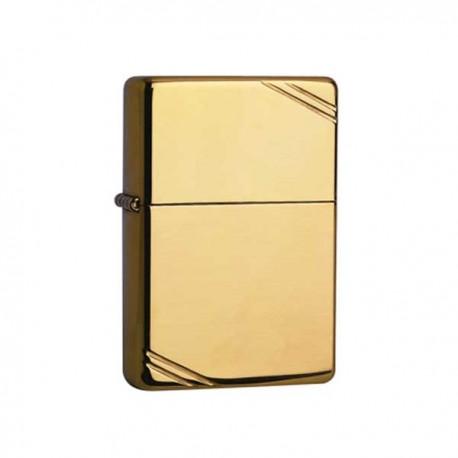 Zippo vintage brass polished 850.039