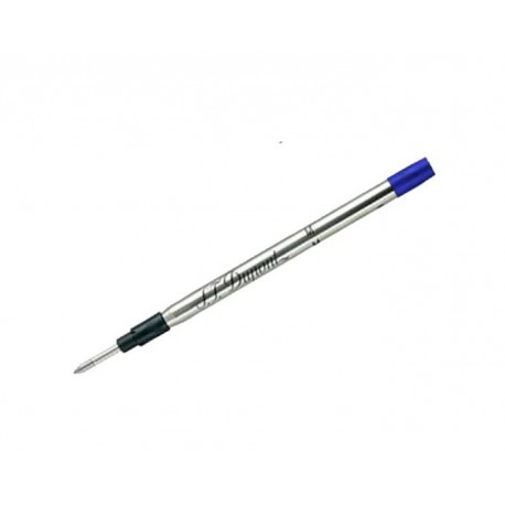 Recharges pour stylo bille jumbo medium noire St Dupont