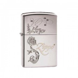 Zippo with pattern 5